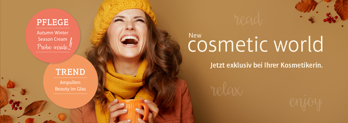 New Cosmetic World Herbst/Winter 2020
